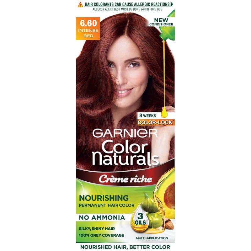 Garnier Color Naturals Crème hair color | Best Hair Color for Men