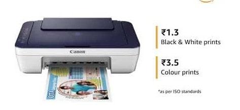 Canon Pixma E477 | Best Printer for Home Use