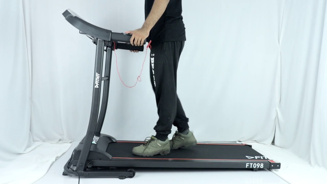 Fitkit FT098 Fitkit FT098 | Best Treadmills in India