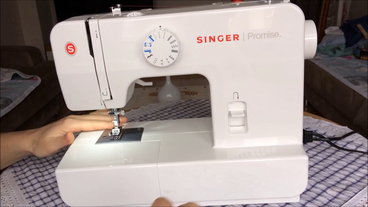 Singer Promise 1408| Best Sewing Machine in India