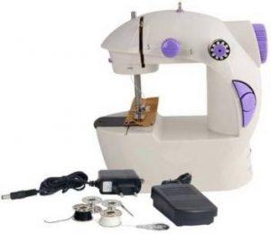 Qualimate Mini Portable Sewing Machine | Best Sewing Machine in India