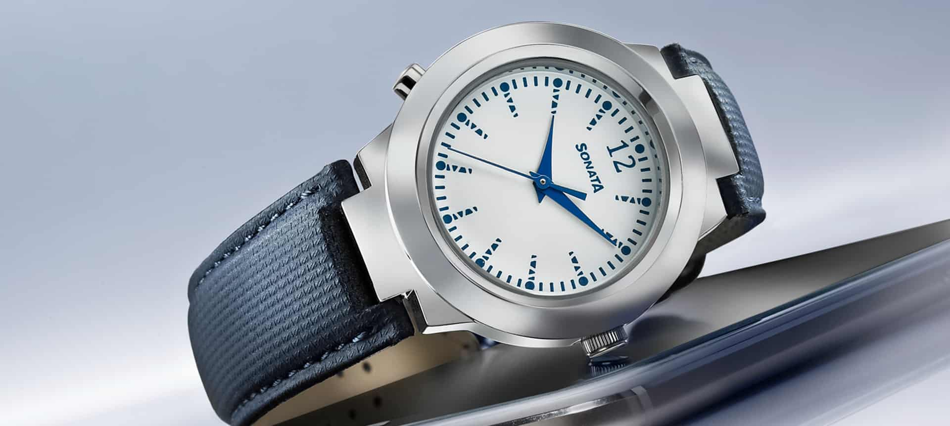 Sonata watches | Best Watch Brand in India