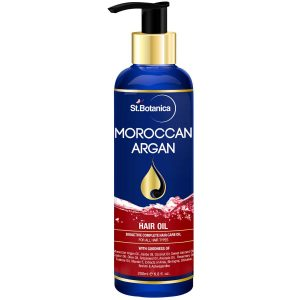 St.Botanica Moroccan Argan Hair Oil | Best Hair Oil for Men in India