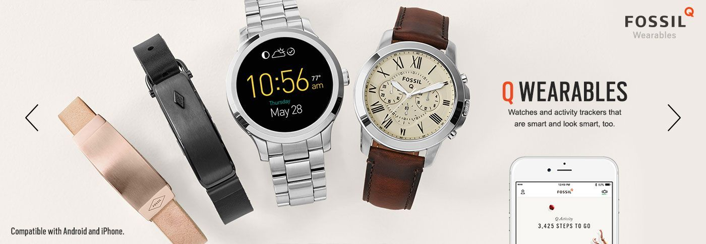 Fossil Watches | Best Watch Brand in India