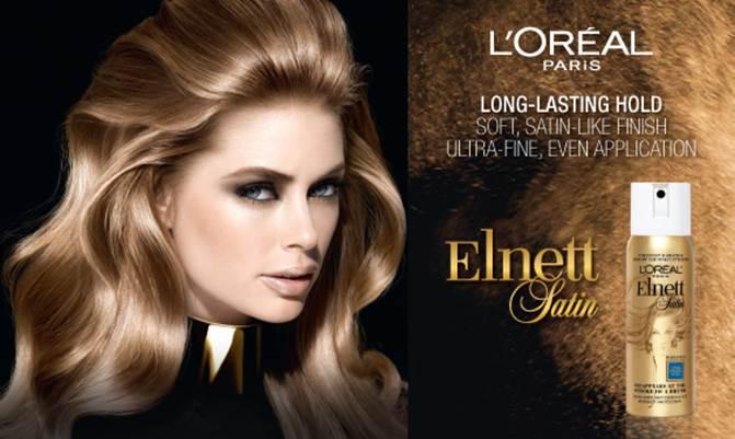 Elnett L'Oreal Paris Satin Hairspray | Best Hair Spray for Men