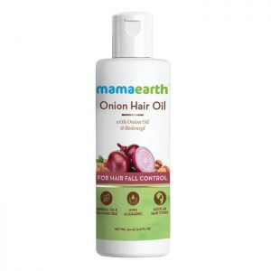 Mamaearth Onion Oil | Best Hair Oil for Men