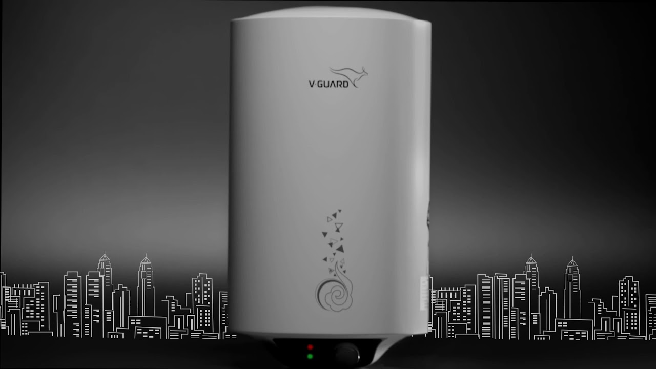 V-Guard Water Heater Victo | Best Geysers in India