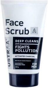 Ustraa Face Scrub | Best Face Scrub for Men