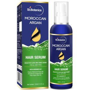 StBotanica Serum | Best Hair Serum for Women