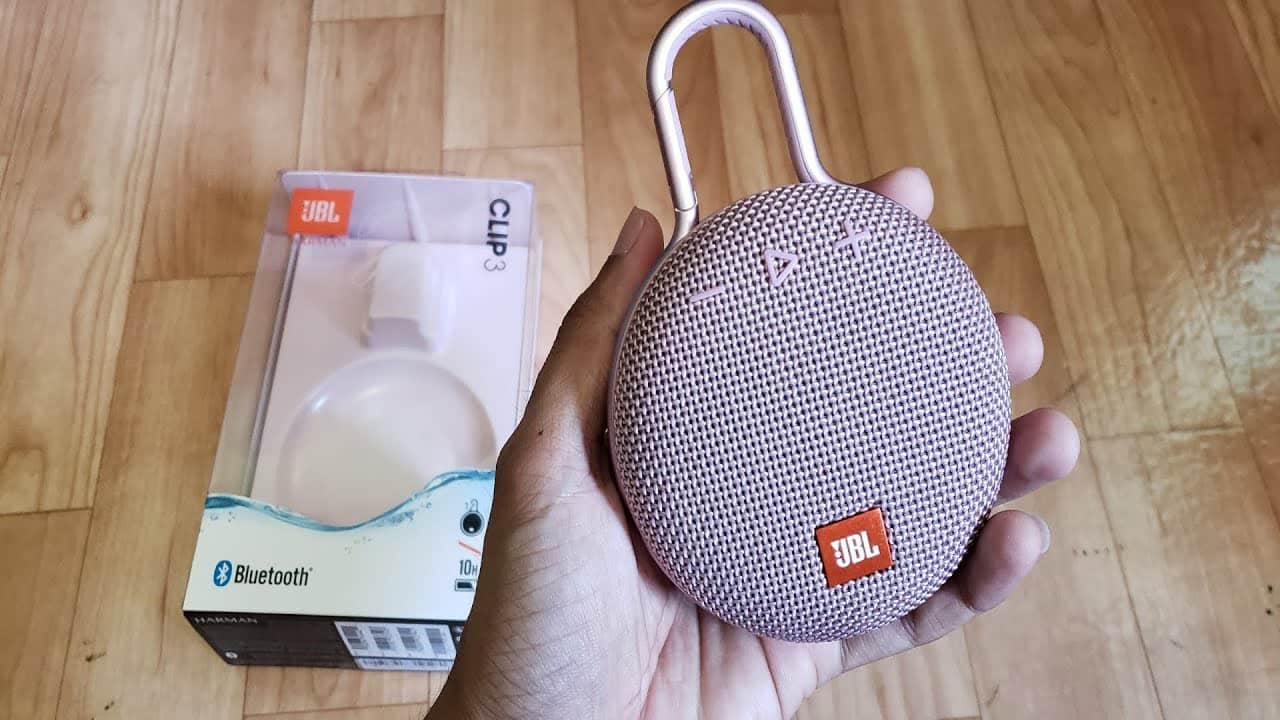 JBL Clip 3   Best Bluetooth Speakers under 3000