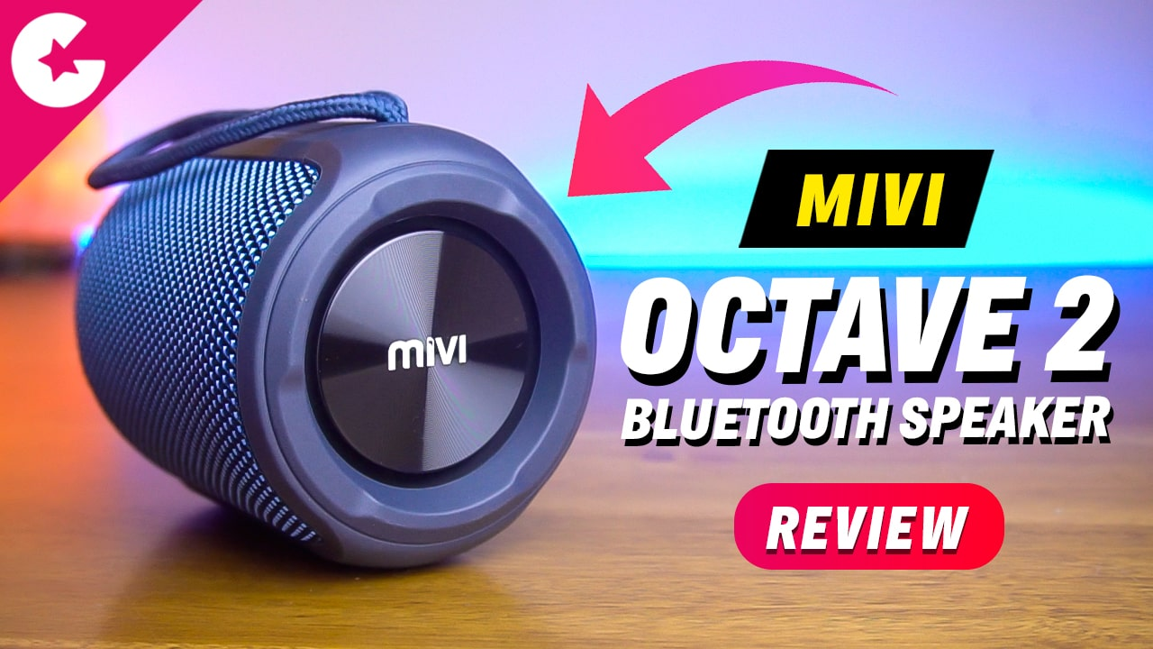 Mivi Octave 2 | Best Bluetooth Speakers under 3000