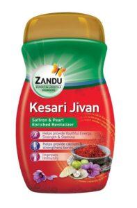 Zandu Kesri Jeevan | Best Chyawanprash in India