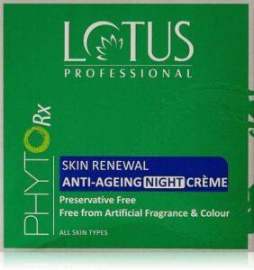 Lotus Professionals | Best Anti Aging Cream in India