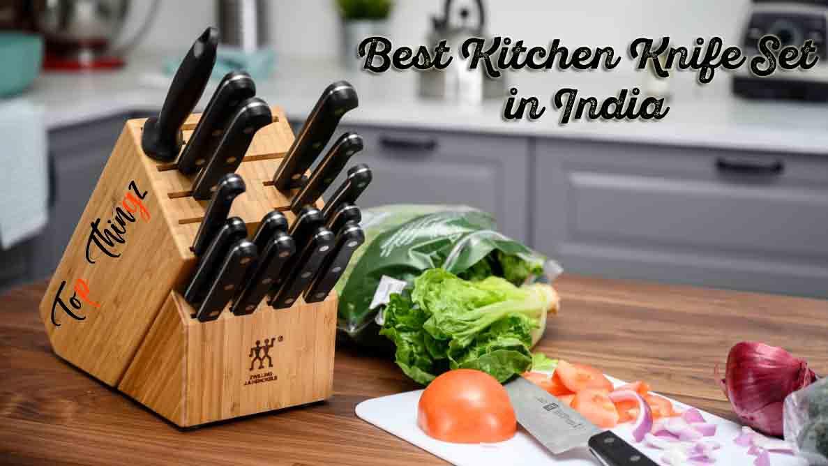 Best Kitchen Knife Set in India