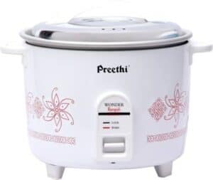 Preethi Rice Cooker | Best Rice Cooker in India
