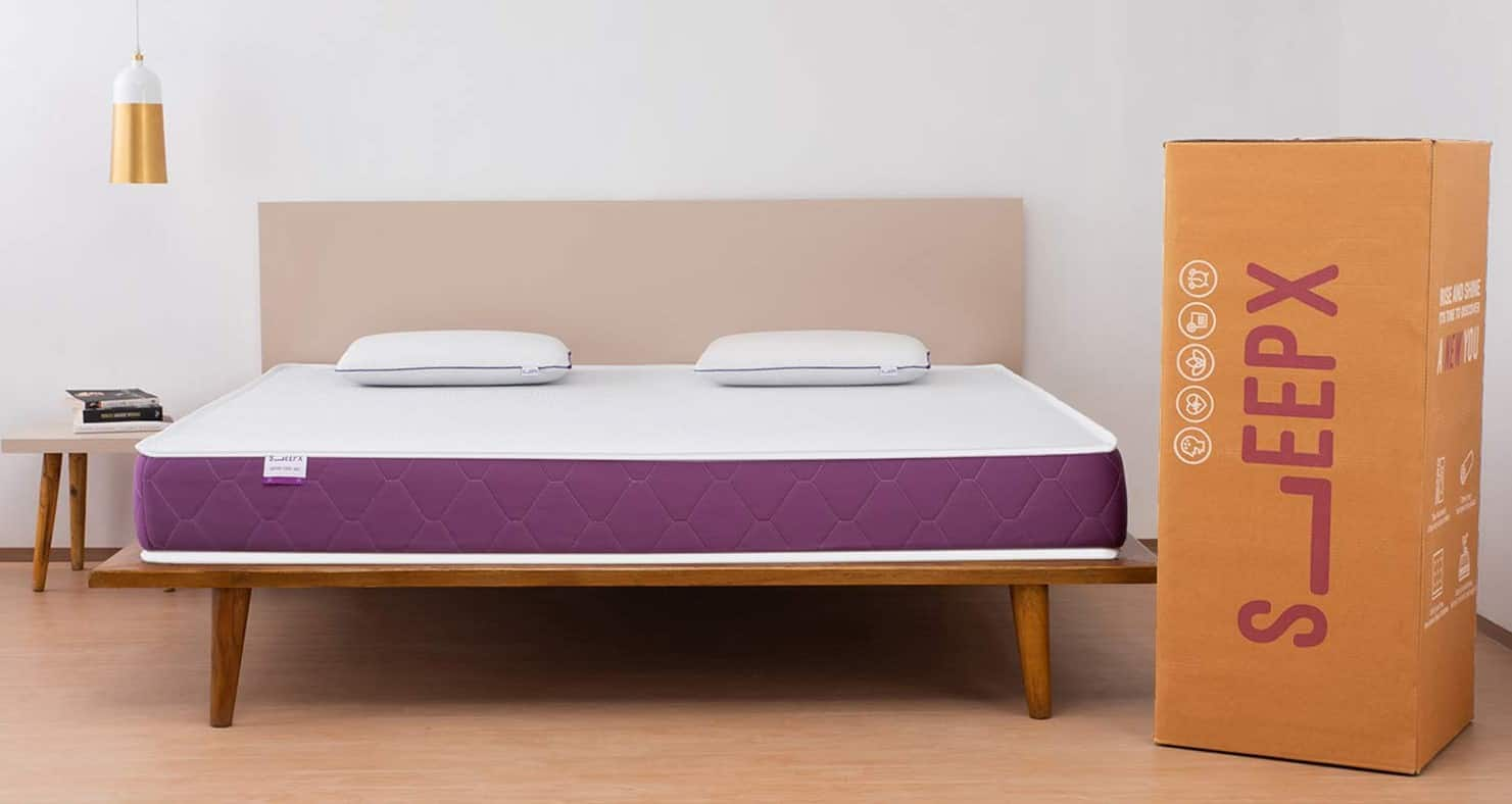 SleepX Ortho mattress |Best Orthopedic Mattress in India
