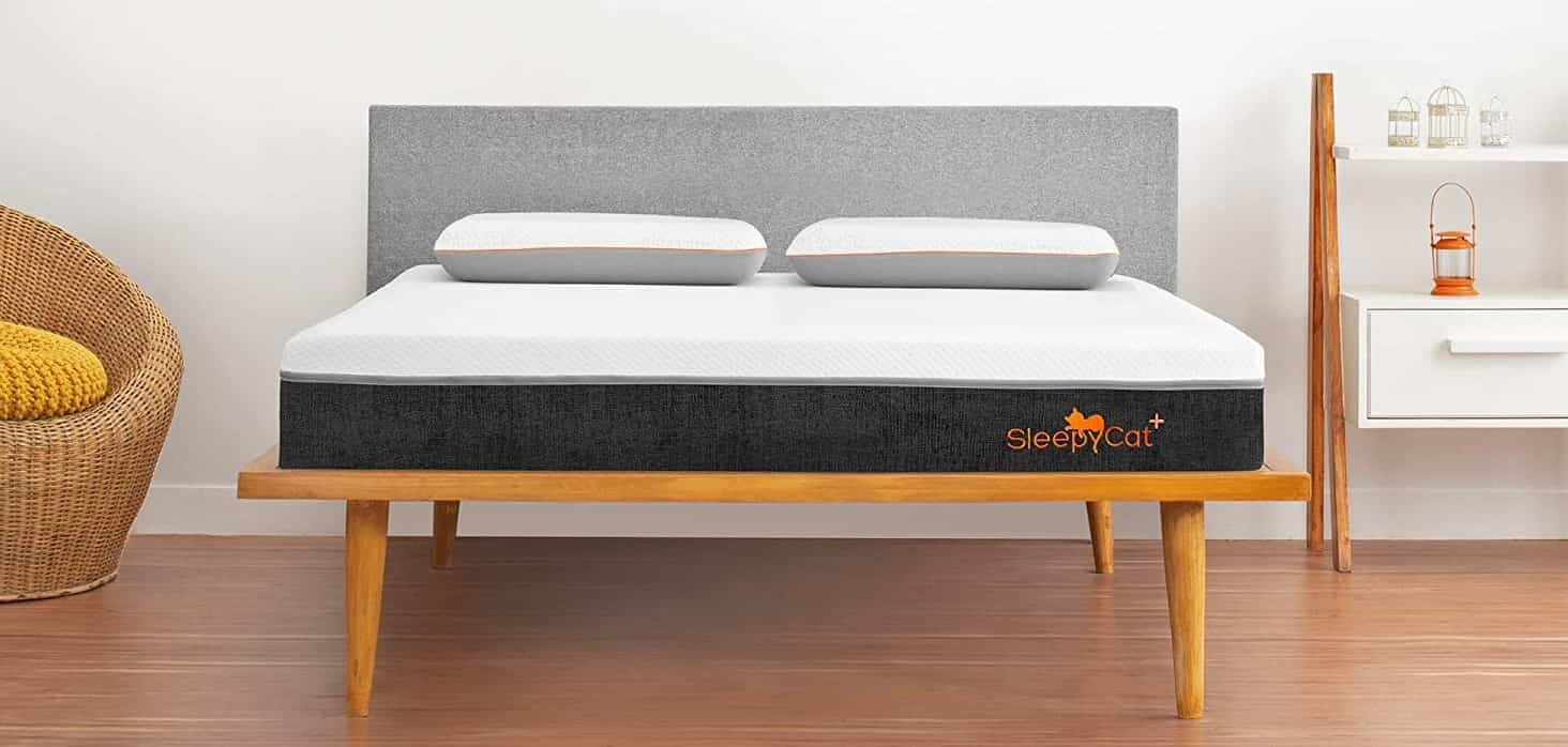 SleepyCat | Best Orthopedic Mattress in India