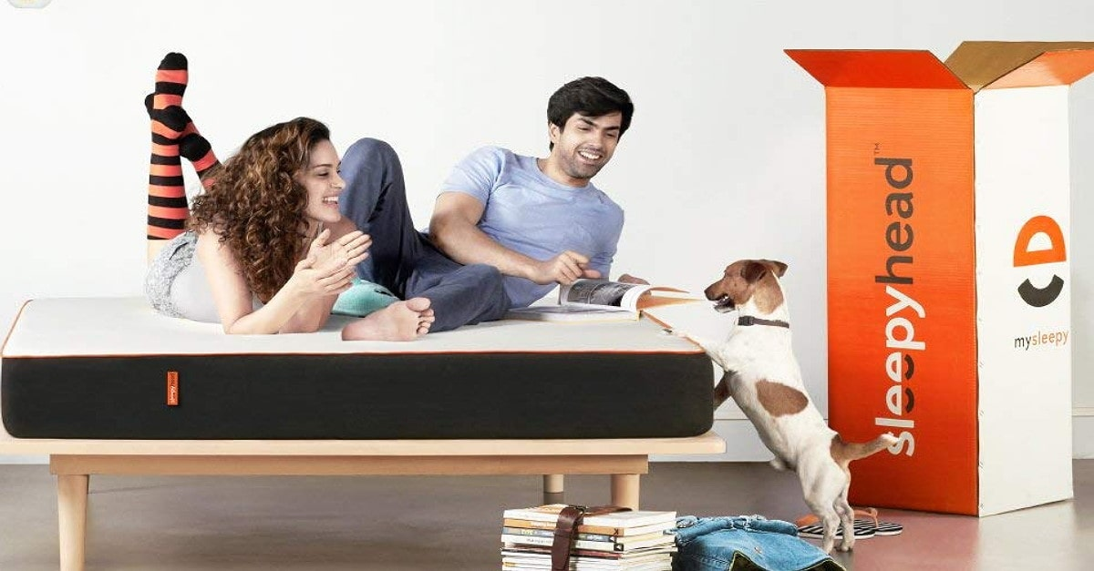 Sleepyhead | Best Orthopedic Mattress in India