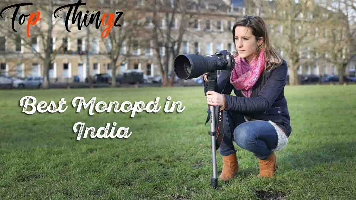 Best Monopod in India