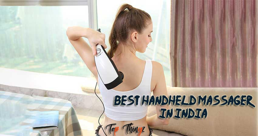 Best Handheld Massager in India