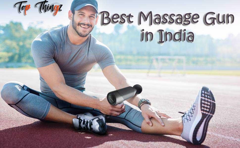 Best Massage Gun in India