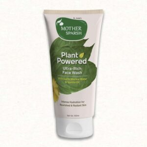 Mother Sparsh Organic Face Wash   Best Organic Face Wash in India