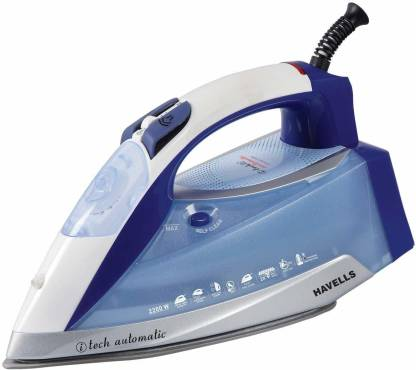 HAVELLS I Tech | Best Steam Iron in India