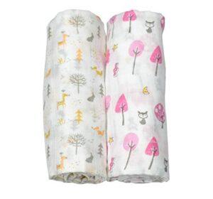 Best Baby Muslin Swaddle Blankets