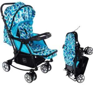 6. Mee Mee Baby Rocker Stroller | Best Stroller in India