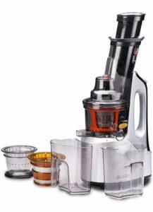 AGARO Imperial 240-Watt Slow Juicer | Best Cold Press Juicer in India