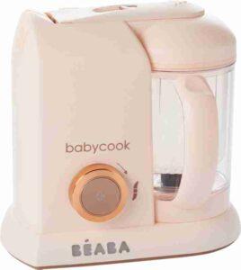 BEABA Babycook Solo - 4 in 1 Baby Food Processor   Best Baby Food Processor in India