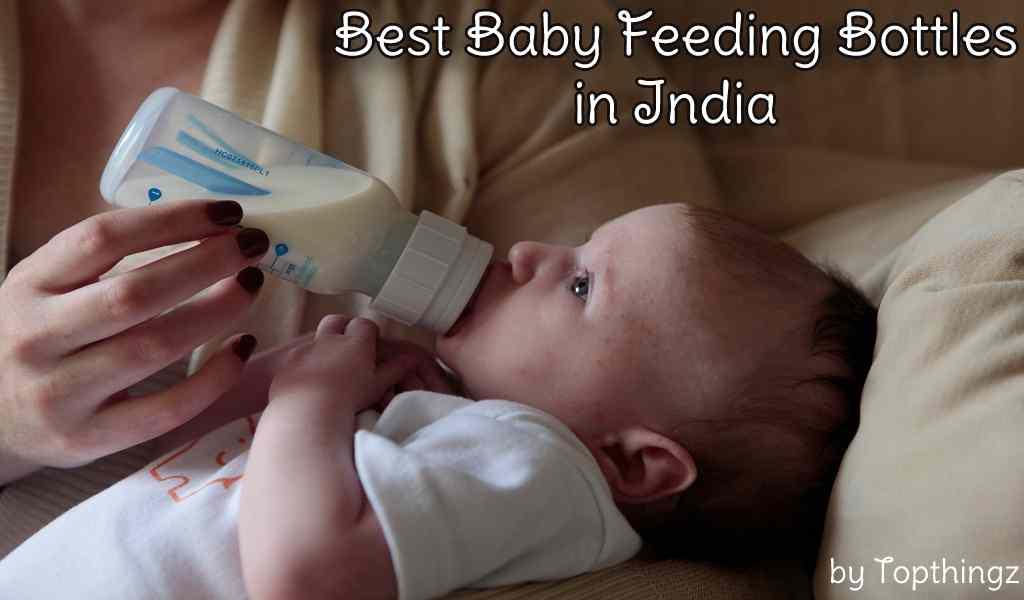 Best Baby Feeding Bottles in India