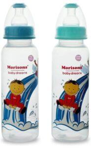 Morisons Baby Dreams DesignerDuo PP Feeding Bottle   Best Baby Feeding Bottles in India
