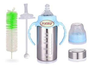 MARU 3 in 1 Baby Feeding Bottle   Best Baby Feeding Bottles in India