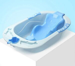FWQPRA Bathroom Baby Supplies Plastic Baby Tub | Best Bathtub for Baby in India