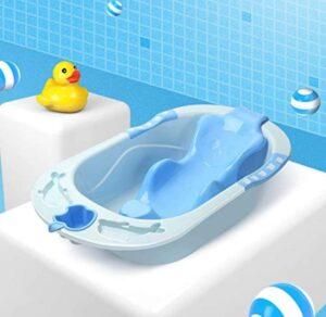 LUHI SkyBlue European Standard Baby Bath tub | Best Bathtub for Baby in India