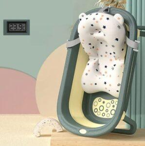 StarAndDaisy Foldable Infant Bath Tub | Best Bathtub for Baby in India