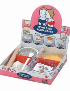 Pigeon Home Baby Food Maker   Best Baby Food Processor in India