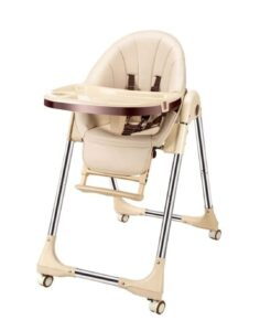 StarAndDaisy Royal Newborn Baby Eating Chair | Best High Chair for Babies India