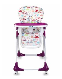 Luvlap Royal Highchair | Best High Chair for Babies India