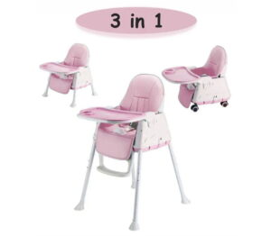 SYGA High Chair | Best High Chair for Babies India