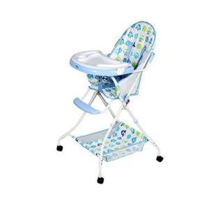 GTC Foldable High Chair | Best High Chair for Babies India