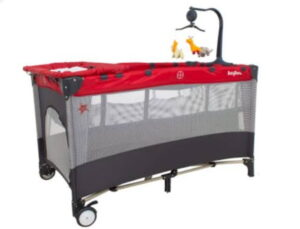 Baybee Lullaby Baby playpen Playard | Best Baby Folding Bed in India