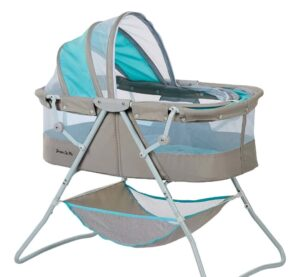 Dream On Me Karley Bassinet | Best Baby Folding Bed in India