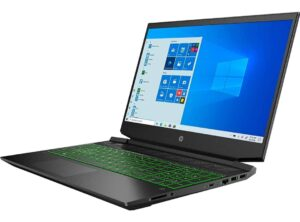 "HP Pavilion 2020 15.6"" FHD Gaming Laptop | Best Gaming Laptop Under 1 Lakh"