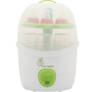 R for Rabbit Peter Fighter Plus | Best Baby Bottle Sterilizer India