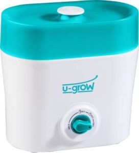 U-Grow Electric Baby Bottle Warmer | Best Baby Bottle Sterilizer India