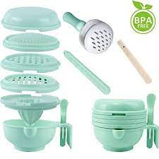 WINGOFFLY 9 in 1 Food Masher Maker   Best Baby Food Processor in India
