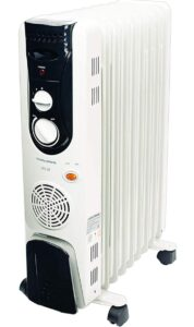 Morphy Richards OFR 9 9-Fin 2400 Watts Oil Filled Radiator Room Heater   Best Oil Filled Room Heater in India