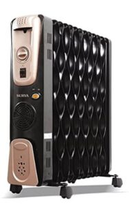 Surya Roshni 13 F Oil Filled Radiator Room Heater   Best Oil Filled Room Heater in India